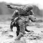 داستان کوتاه سرباز زخمی