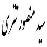 شعری از سید منصور تتری