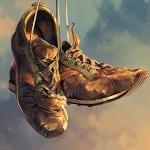 لنگه کفش هم در بیابان غنیمت است