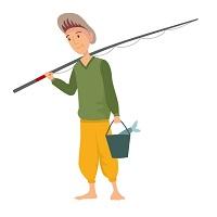 داستان کوتاه دو ماهیگیر